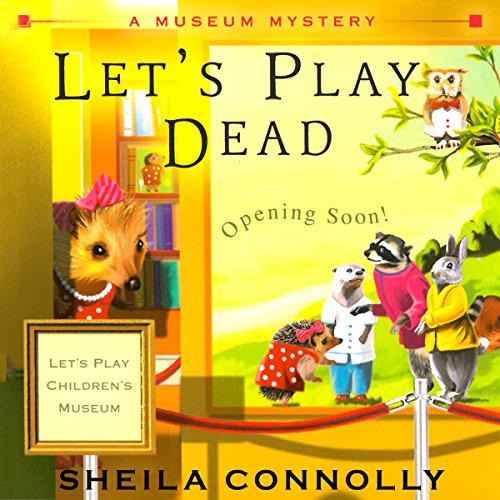 Let's Play Dead cover art