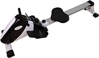 Magnetic Rowing Machine by Endurance Rower with 16 Levels of Resistance + Aluminium Rail + Foldable Free Shipping to Most Areas