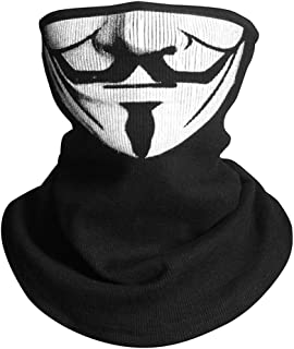 INNTURT Vendetta Fabric Mask Hood Face Balaclava Cosplay