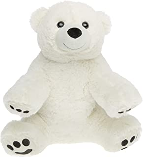 Cuddly Soft 16 inch Stuffed the Polar Bear...We stuff 'em...you love 'em!