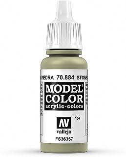 Vallejo Model Color 17 ml Acrylic Paint - Stone Grey