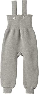 Baby Wool Pants: Organic Merino Wool Knitted Clothes for Boys and Girls, Newborn - 3 Years