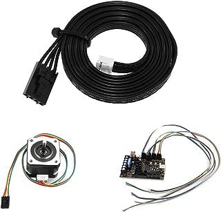 ILS. - 5 Pieces 1M NAMA17 42 Stepper Motor Cable for Mini-Rambo/Einsy Rambo/Rambo 1.3/1.4 F Prusa i3 MK2 MK3 3D Printer Part