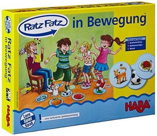 HABA 4668 - Ratz-Fatz in Bewegung