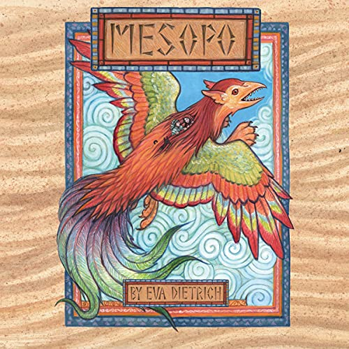 Mesopo Audiobook By Eva Dietrich cover art