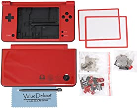 Mario 25th Anniversary Special Edition Nintendo DSi XL /LL Complete Full Housing Shell Case Replacement [Repair] [Fix] [video games]