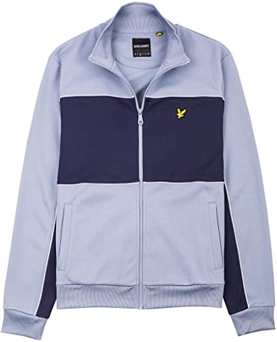 Lyle & Scott Colour Block Veste de survêteHommest Bleu Clair