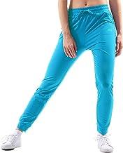SPORTKIND Atletische tennisbroek voor meisjes en dames, trainingsbroek met zakken, verstelbare maat, ademend, UPF 50+ zonb...