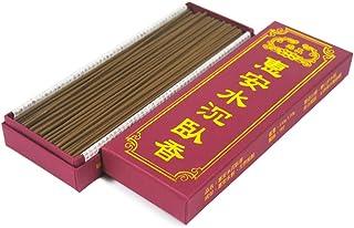 台湾沉香舍 お香 香木 線香 水沈香 惠安水沈香 21cm 150g 約200本