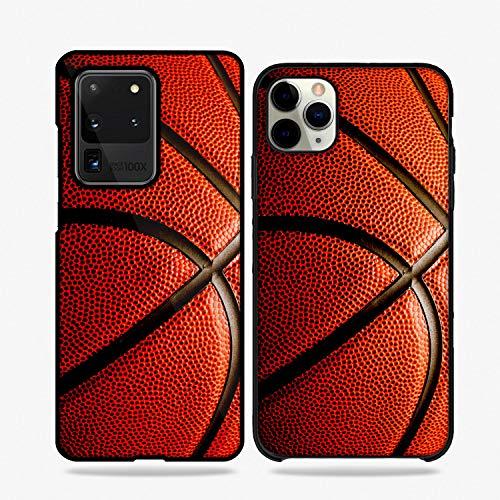 QFUNDAS Fundas De Moviles Carcasas De Moviles Funda Carcasa Modelo Diseños de Deportes, Basket, Baloncesto Compatible con Samsung Galaxy J5 2016
