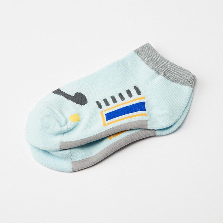 【鉄下 TETSUSHITA】 新幹線みずほさくら キッズ 16~20cm 鉄道 靴下 ソックス 子供 ジュニア