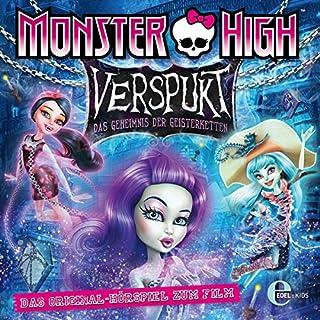 Verspukt: Das Geheimnis der Geisterketten (Monster High) Titelbild