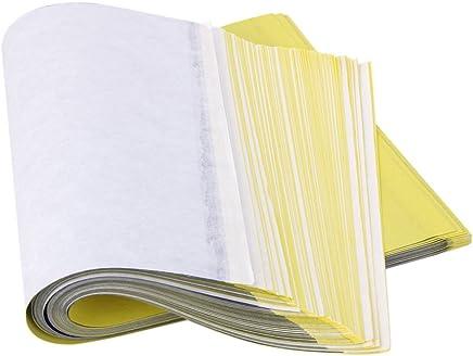 Snner 1 Transfer Papier, Unisex Adult, 50pc, 30 x 21 x 0,1 cm