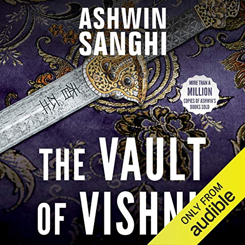 The Vault of Vishnu cover art