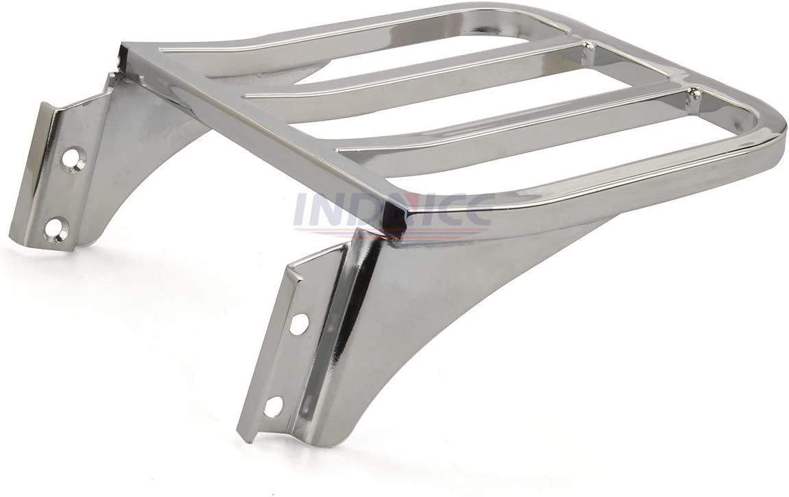 Chrome Fit for harley sportster bar Cash 2021new shipping free shipping special price Backrest softail dyna sissy