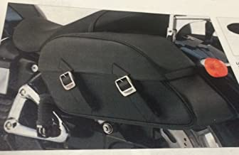 Triumph Large Leather Saddlebags A9508159