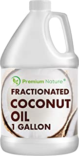 Fractionated Coconut Oil Massage Oils – Liquid MCT Natural & Pure Body..