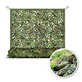 Camo Netting, Camouflage Mesh Netting for Hunting Blinds,...