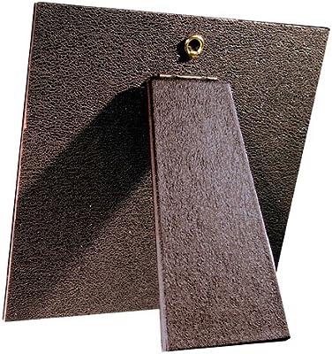 Easel Back For Tiles & Picture Frames-Leather Grain Finish