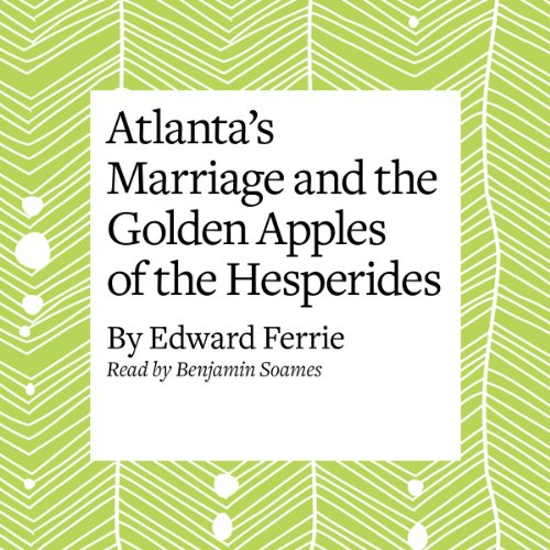 Atlanta's Marriage and the Golden Apples of the Hesperides Titelbild
