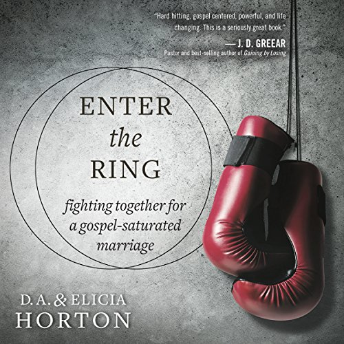 Enter the Ring audiobook cover art