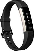 Fitbit Alta HR Activity Tracker Small Black Renewed