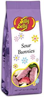 Jelly Belly Gummy Sour Bunnies Candy - 6 oz Bag