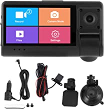 $97 » Car DVR 1080P Dash Camera,3Lens Car Driving Recorder 1080P 3in Dash Camera 150° Motion Detection