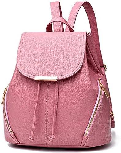 Schultasche stilvolle und gemütliche Doppel Schultertasche, Schultern Paket C