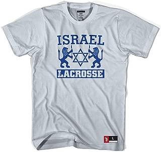 Israel Lacrosse T-shirt