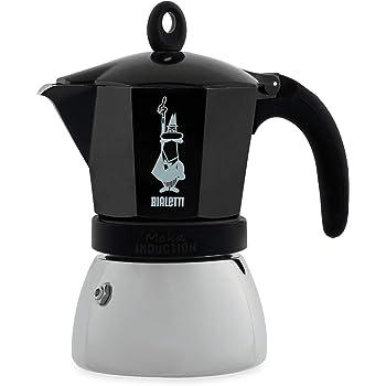 Bialetti Moka Express Cafetera Italiana Espresso, Aluminio ...