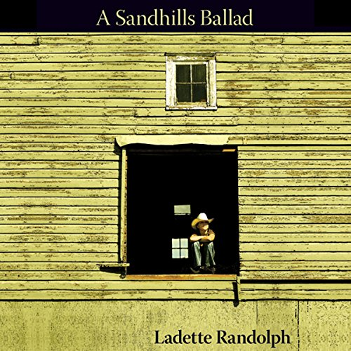 Sandhills Ballad audiobook cover art