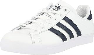 adidas Originals Coast Star J Blanc/Bleu (White/Collegiate Navy) Cuir 38 EU