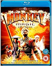 monkey magic blu ray