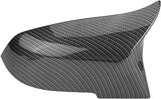 1Pair Door Rearview Mirror Cover Cap for BMW 228i F32 435i F21 116i 118i 120i 125i 130i 218i 220i 228i F30 F31 320i 328i 330i 335i F32 F33 F36 420i 428i 435i X1 (1pc)