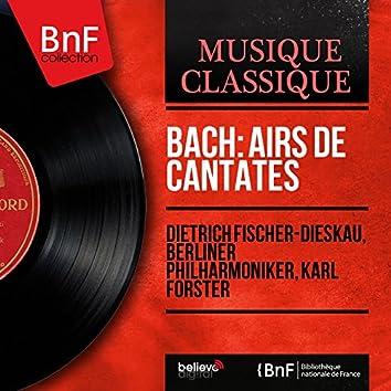 Bach: Airs de cantates (Mono Version)