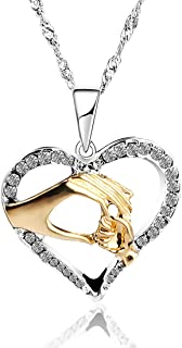 Sterling Silver Necklace Jewelry Gifts Collection Women