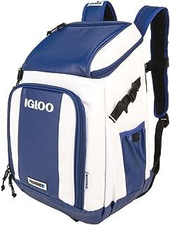 Igloo Marine Backpack-White/Navy, White