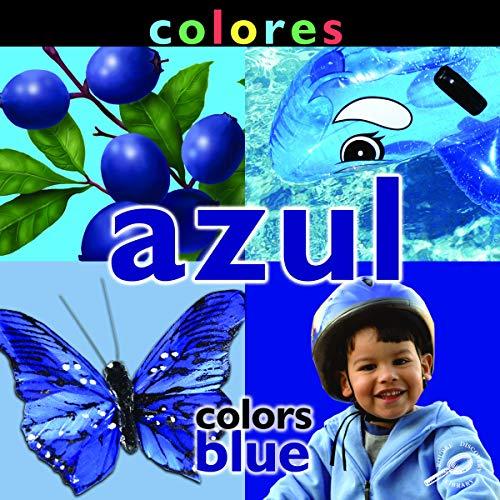 Colores: Azul: Colors: Blue (Concepts) (English Edition)