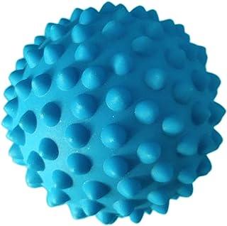 Sharplace Voetmassagerol Stekelige Massagebal voor 9 Cm Diameter, PVC-materiaal - Blauw