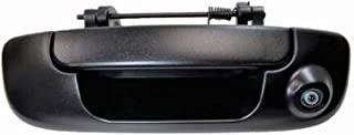 LEADSIGN Tailgate Handle with Rear View Backup Camera for Dodge Ram 1500 (Years 2002-2008), 2500 3500 (Years 2003-2009)(RC...
