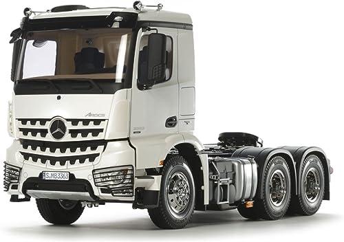 el mejor servicio post-venta TAMIYA RC 56352 Mercedes Arocs Arocs Arocs 3363 6x4 Classic Space 1 14 Truck Assembly Kit  grandes ofertas