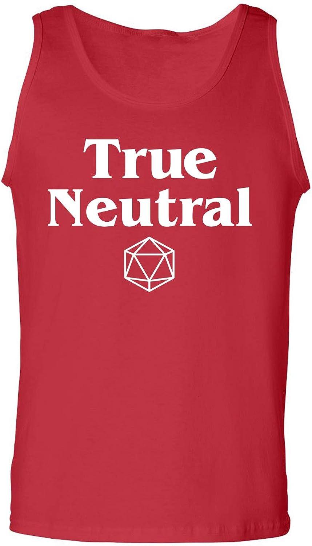 True Neutral Adult Tank Top