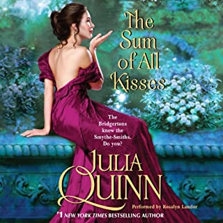 The Sum of All Kisses audiobook cover art