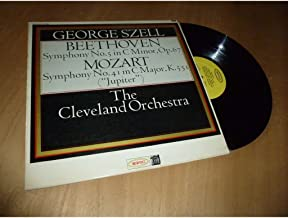 George Szell, Cleveland Orchestra: Beethoven Symphony No.5 in C Minor, OP.67 and Mozart Symphony No.41