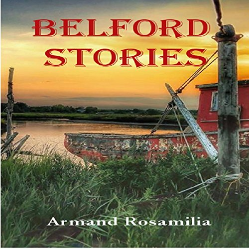 Belford Stories audiobook cover art