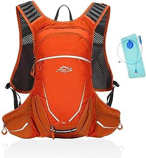 Bolsa de Bicicleta 18L Ultraligero Impermeable Deportes Transpirable Mochila al Aire Libre Bolsa de Bicicleta Bolsa de Agua Plegable Portátil Mochila de Ciclismo