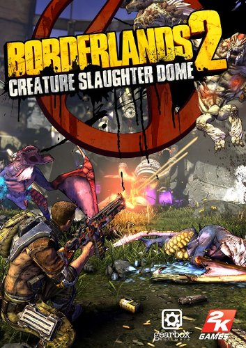 Borderlands 2 - Creature Slaughter Dome DLC [PC Steam Code]