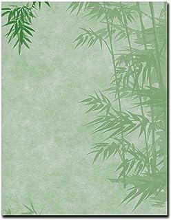 Simple Bamboo Letterhead Laser & Inkjet Printer Paper, 100 pack