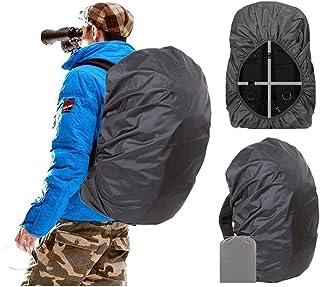 Waterproof Rain Cover Camping For Travel Hiking Backpack Trolley Bag Rucksa D2V6